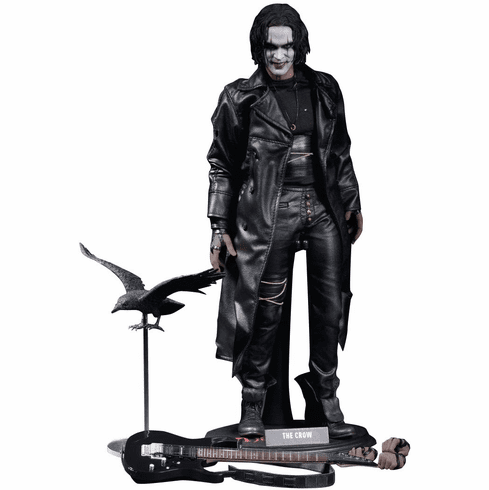 Hot Toys Eric Draven The Crow Figure