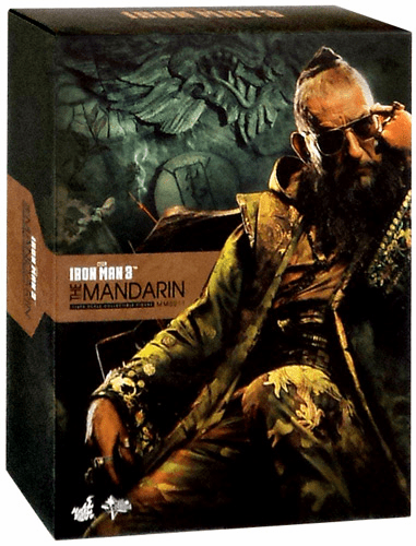 Hot Toys Iron Man 3 The Mandarin Collectible Figure