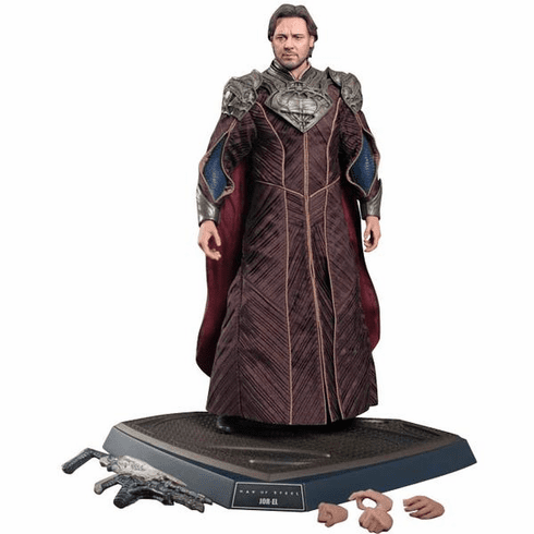 Hot Toys Superman Man of Steel Jor-El Deluxe Figure