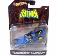 Hot Wheels Batman 1980s Batmobile