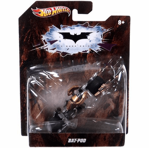 Hot Wheels The Dark Knight Bat-Pod