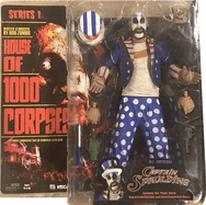 House of 1000 Corpses All-American Captian Spaulding Figure