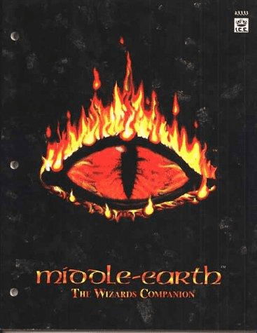 I.C.E. Middle-Earth Wizards Companion Book