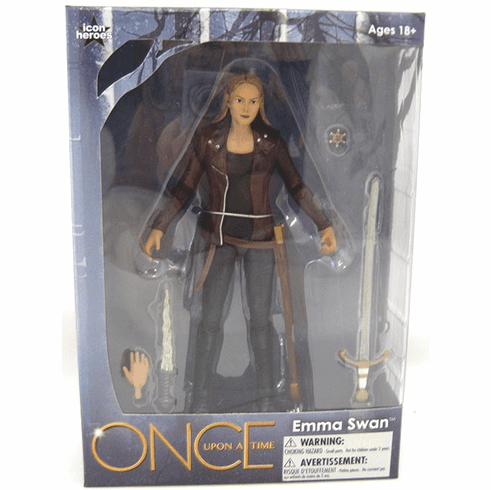 Icon Heroes Once Upon A Time Emma Swan Figure
