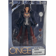 Icon Heroes Once Upon A Time Evil Queen Regina Figure