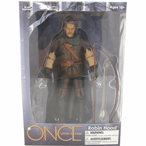 Icon Heroes Once Upon A Time Robin Hood Figure