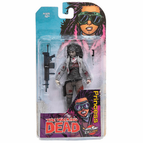Image Comics The Walking Dead Black and White Bloody Princess Figure