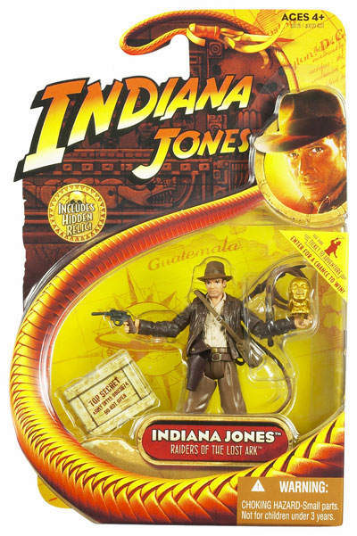 Indiana Jones Raider of the Lost Ark Action Figure
