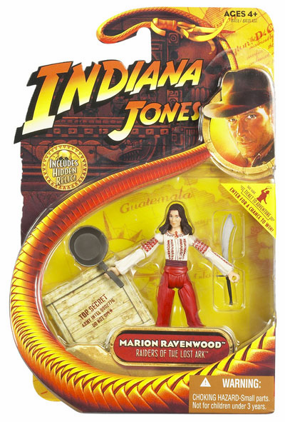 Indiana Jones Raiders of the Lost Ark Marion Ravenwood Action Figure