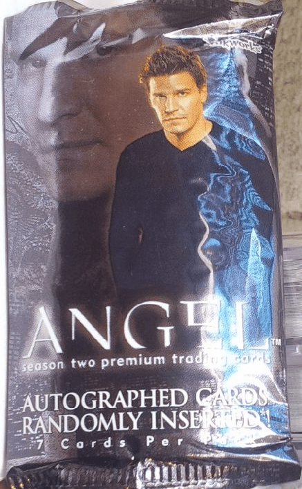 Inkworks Angel The Series Season 2 Trading Cards Pack
