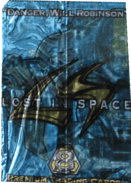 Inkworks Lost in Space Movie Series Trading Cards Pack