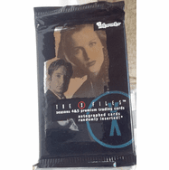 Inkworks The X-Files Season 4 & 5 Trading Cards Pack