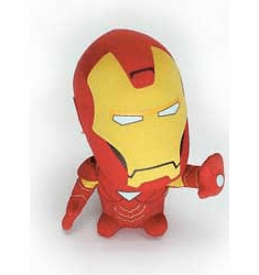 Iron Man 2 Super Deformed Plush Doll