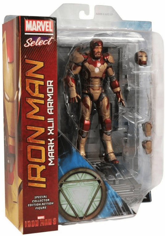 Iron Man Marvel Select