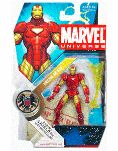 Iron Man Marvel Universe