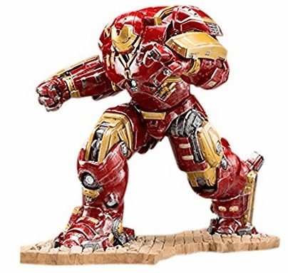 Iron Man Statues, Displays, and Replicas