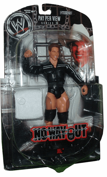Jakks Pacific WWE Pay Per View 18 No Way Out JBL Figure