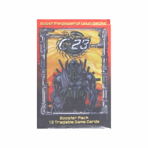 Jim Lee's C-23 TCG Booster Pack