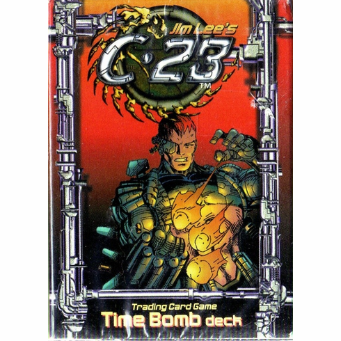 Jim Lee's C-23 TCG Time Bomb Deck