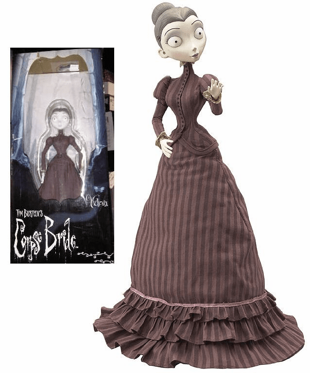 Jun Planning Corpse Bride Victoria Figure