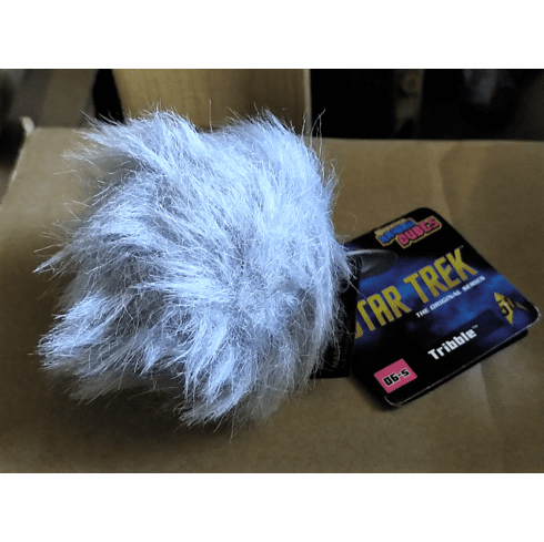 Kawaii Cube Star Trek Tribble Plush