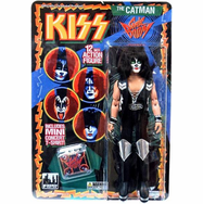 KISS Deluxe Sonic Boom The Catman Figure