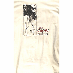 Kitchen Sink Press The Crow Dead Time T-Shirt