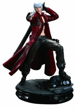 Kotobukiya ArtFX Devil May Cry 3 Dante Statue