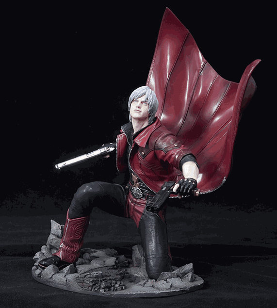 Kotobukiya ArtFX Devil May Cry 4 Dante Version 2 Statue