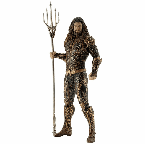 Kotobukiya ArtFX+ Justice League Movie Aquaman Statue