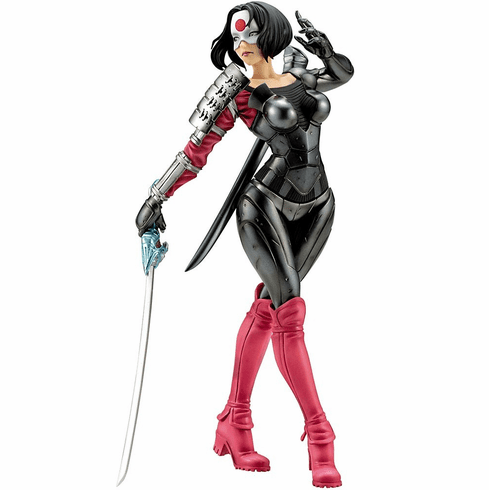 Kotobukiya DC Comics Katana Bishoujo Collection Statue