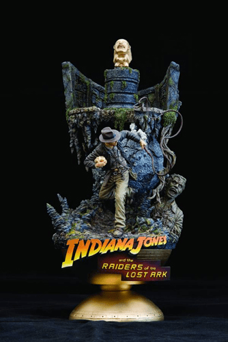 Kotobukiya Indiana Jones Raiders of the Lost Ark ARTFX Theatre Statue