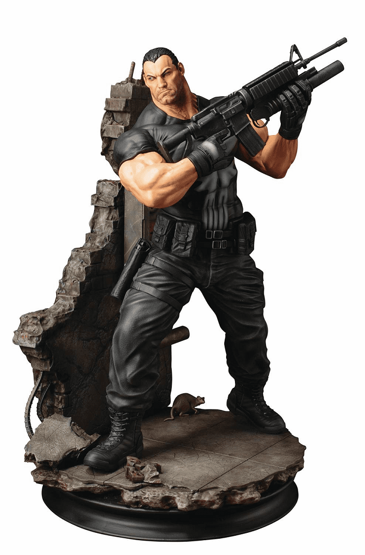 Kotobukiya Marvel Fine Art Punisher Statue