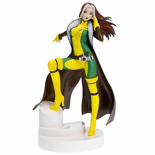 Kotobukiya Marvel Rogue with Jacket Variant Bishoujo Collection Statue