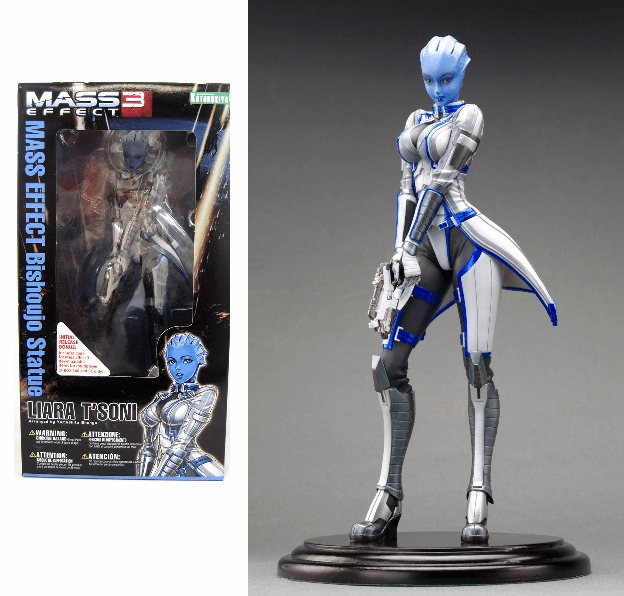 Kotobukiya Mass Effect 3 Liara T'Soni Bishoujo Collection Statue
