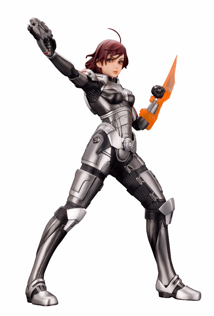Kotobukiya Mass Effect Commander Shephard Bishoujo Statue Collection