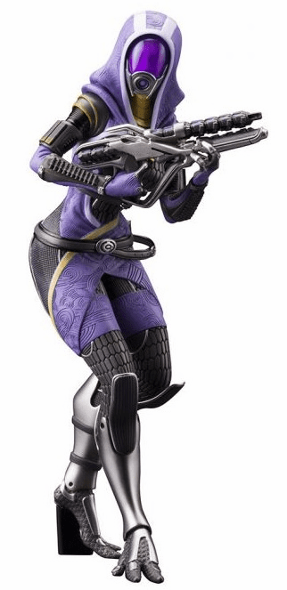 Kotobukiya Mass Effect Tali'zorah Bishoujo Collection Statue