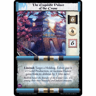 L5R Ivory Edition Exquisite Palace of the Crane Demo Deck
