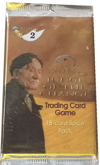 Last Unicorn Games Dune Judge of the Change Chapter 2 Booster Pack