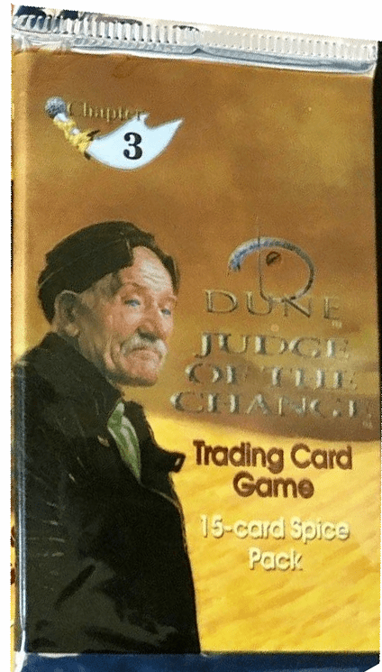 Last Unicorn Games Dune Judge of the Change Chapter 3 Booster Pack