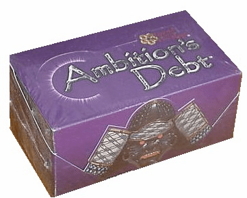 Legend of the Five Rings Ambition's Debt Deck Box