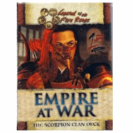 Legend of the Five Rings Empire at War Scorpion Starter Deck