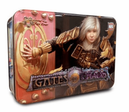 Legend of the Five Rings Gates of Chaos Edition Booster Tin