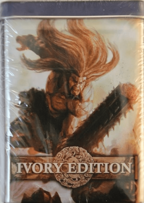 Legend of the Five Rings Ivory Edition Crab Starter Deck