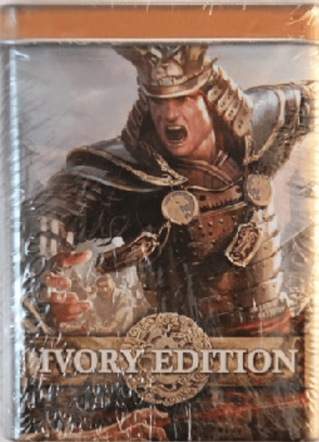 Legend of the Five Rings Ivory Edition Lion Starter Deck