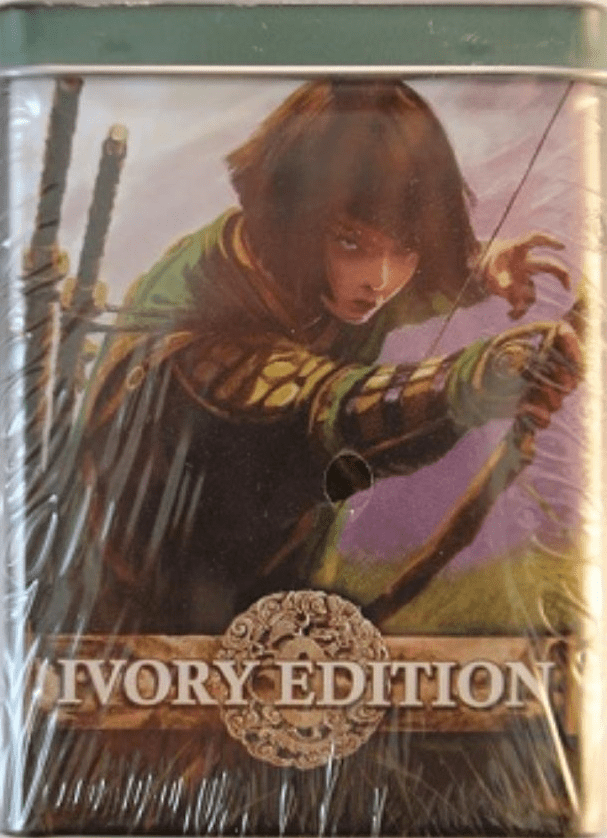 Legend of the Five Rings Ivory Edition Mantis Starter Deck
