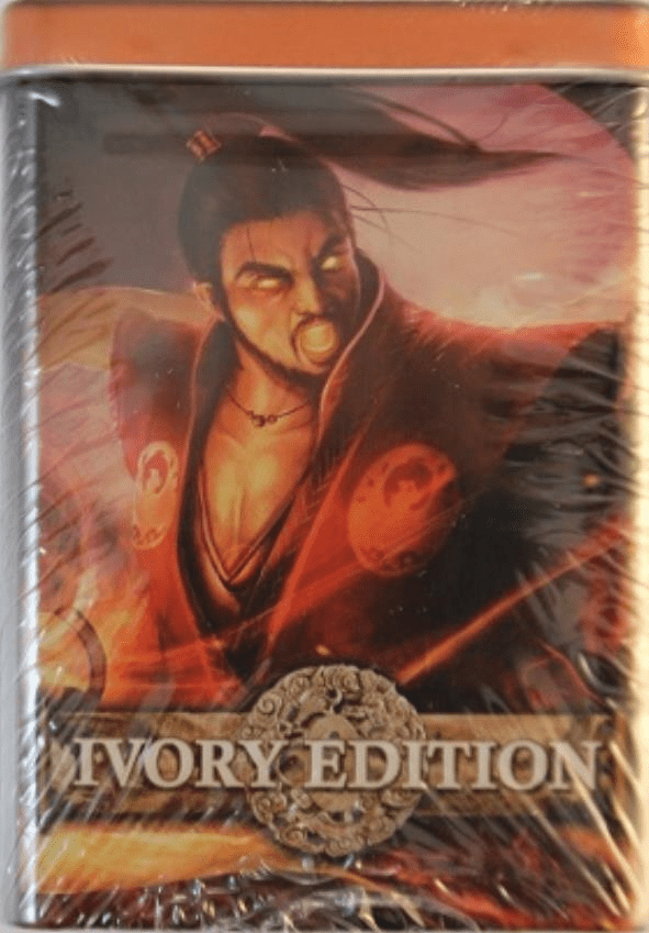 Legend of the Five Rings Ivory Edition Phoenix Starter Deck