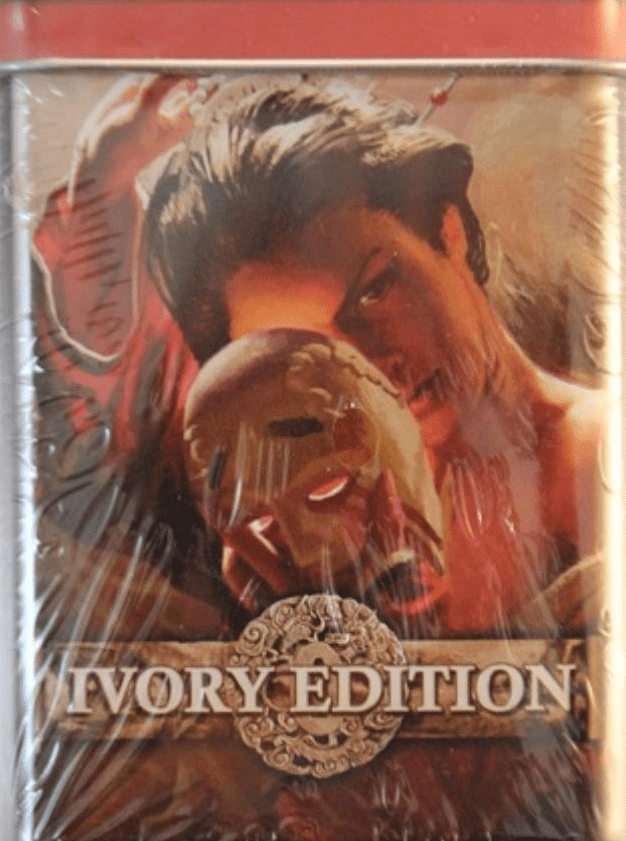 Legend of the Five Rings Ivory Edition Scorpion Starter Deck