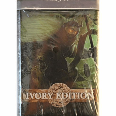 Legend of the Five Rings Ivory Edition Spider Starter Deck