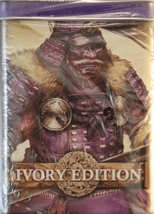 Legend of the Five Rings Ivory Edition Unicorn Starter Deck